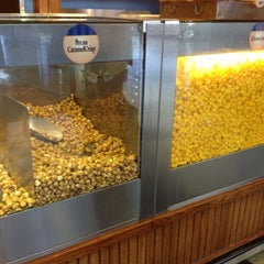 Photo taken at Garrett Popcorn Shops by Bart L. on 10/21/2012