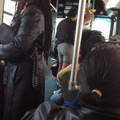 Photo taken at X2 Metrobus by Levi R. on 4/8/2013