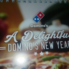 Photo taken at Domino's Pizza by Zaimy Z. on 12/30/2014