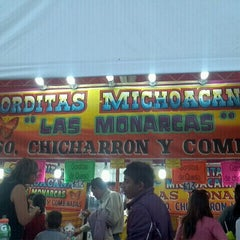 Photo taken at Feria de Leon by Alfonso E. on 2/4/2012