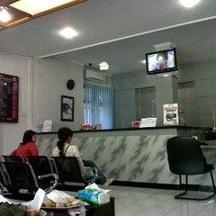 Photo taken at bank BRI,Jl.kaliurang km 16,pakem by Bambang P. on 4/5/2012