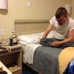 Photo taken at Motel 6 Janesville by Anne S. on 4/29/2012
