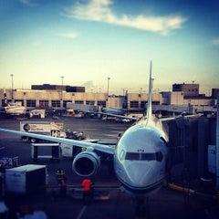 Photo taken at Gate N7 by Alex on 9/2/2012