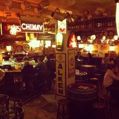 Photo taken at Delirium Café by Hakan I. on 5/17/2012