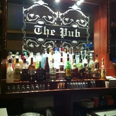 Photo taken at Dublin's Irish Pub by Vico on 2/23/2012