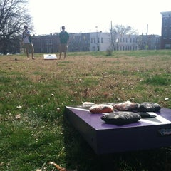 Photo taken at Patterson Park by Josh P. on 3/17/2012