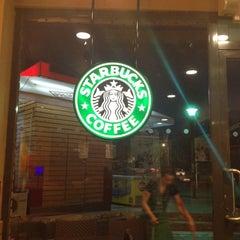 Photo taken at Starbucks by Ellie P. on 6/24/2012
