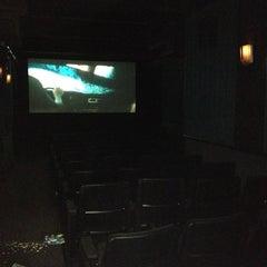 Photo taken at Center Cinema 5 by Joel D. on 4/4/2012