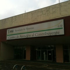 Photo taken at Secretaría de Finanzas del Gobierno del Distrito Federal by Rubén C. on 7/19/2012