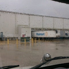 Photo taken at Walmart Distribution by Roosevelt D. on 6/7/2012