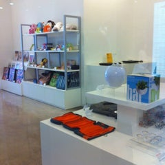 Photo taken at MoMA Online Store Korea(Centum City) by Yongho L. on 5/29/2012