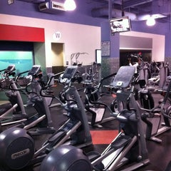 Photo taken at 24 Hour Fitness by Cynthia S. on 2/12/2012