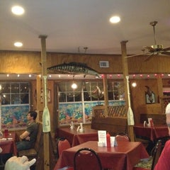 Photo taken at East bay crab house by Jim V. on 3/2/2012
