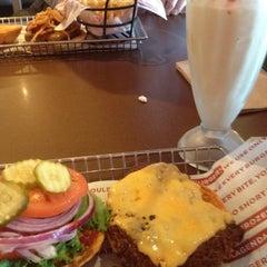 Photo taken at Smashburger by Sandra C. on 8/30/2012