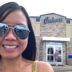 Photo taken at Culver's by Arni T. on 5/28/2012
