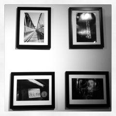 Photo taken at Frontrunner Gallery by Bea V. on 2/9/2012