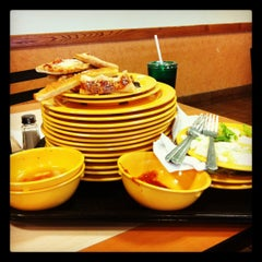 Photo taken at Cicis by Renee D. on 7/25/2012
