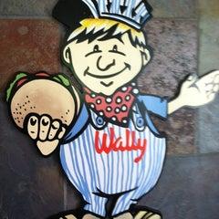 Photo taken at Wally's Burger Express by Jason L. on 3/31/2012