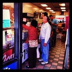 Photo taken at Good Luck Dim Sum 好運點心 by Sean L. on 6/14/2012