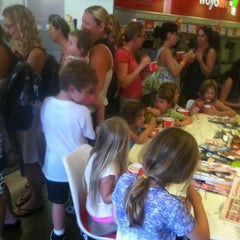 Photo taken at FroyoLife by Elysabeth B. on 8/14/2012