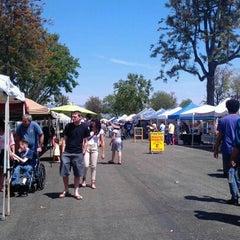 Photo taken at OC Great Park Farmers Market by Jen H. on 4/8/2012