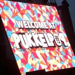 Photo taken at Pukkelpop by Robin P. on 8/18/2012