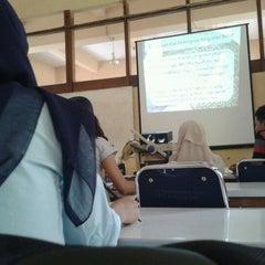 Photo taken at Fakultas Pertanian by Merita A. on 2/27/2012