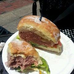 Photo taken at Geoff's Superlative Sandwiches by Denice D. on 6/8/2012