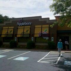 Photo taken at Applebee's by Matthew K. on 5/12/2012