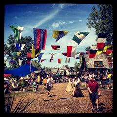 Photo taken at Michigan Renaissance Festival by Scot on 9/1/2012