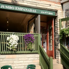 Photo taken at Jumbo Empanadas by Elitsa M. on 6/9/2012