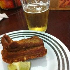 Photo taken at Bar do Torresmo by Douglas P. on 5/4/2012