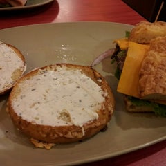 Photo taken at Panera Bread by Fred A. on 8/2/2012