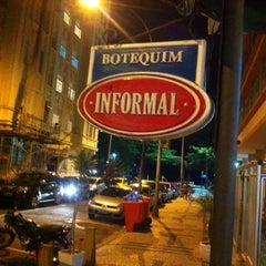 Photo taken at Botequim Informal by Léo L. on 3/14/2012