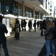 Photo taken at Tweet Cafè by Valentina O. on 4/16/2012
