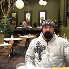 Photo taken at The Grill on Broadway by Byron S. on 2/18/2012