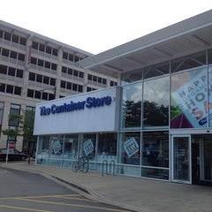 Photo taken at The Container Store by Katie D. on 7/15/2012