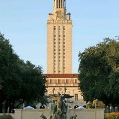 Photo taken at The University of Texas at Austin by Kristin P. on 11/24/2011