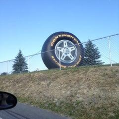 Photo taken at Watkins Glen International by Tracy B. on 7/1/2012