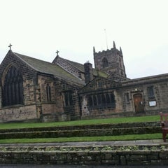 Photo taken at All Saints Church by Joanne K. on 2/17/2012