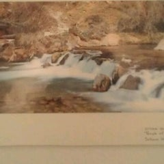 Photo taken at Sahara West Art Gallery by Angell S. on 5/30/2012