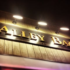 Photo taken at The Alley Bar by Cassaundra H. on 9/5/2012