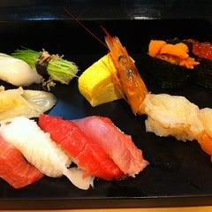 Photo taken at すしざんまい 池袋東口店 by Masazumi H. on 5/28/2012