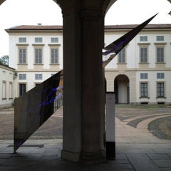 Photo taken at PAC - Padiglione d'Arte Contemporanea by Danilo M. on 9/2/2012