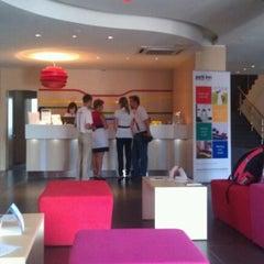 Photo taken at Park Inn by Radisson, Astrakhan by Danil E. on 7/27/2012