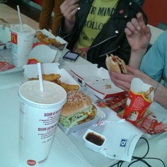 Photo taken at McDonald's by Marco G. on 3/12/2012