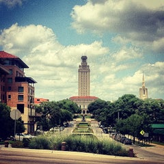 Photo taken at The University of Texas at Austin by Zahid Z. on 5/27/2012