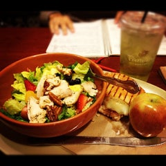 Photo taken at Panera Bread by Stephanie C. on 6/30/2012