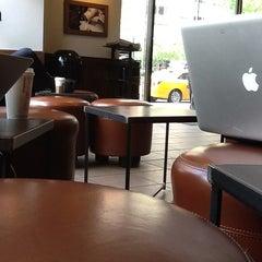Photo taken at Starbucks by Steve on 5/1/2012