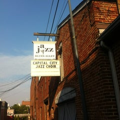 Photo taken at Blues Alley by Evelyn S. on 6/19/2012
